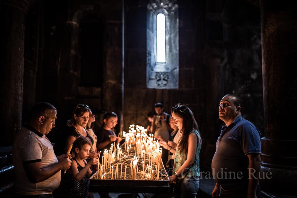 Eglise d'Arménie © Géraldine Rué