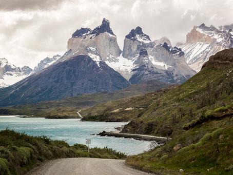 Chili : dans le parc Torres del Paine