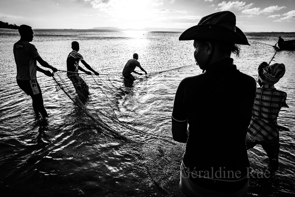 Pêcheur à Madagascar ©GéraldineRué
