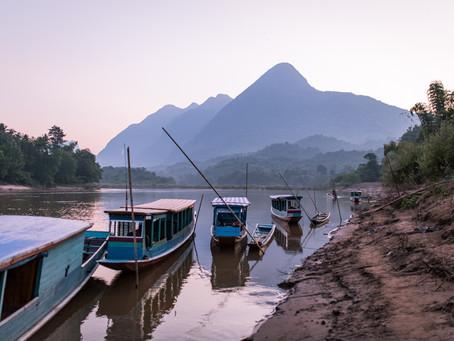 Laos : le long de la rivière Nam Ou