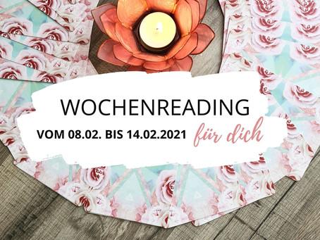Wochenreading vom 08. bis 14. Februar 2021