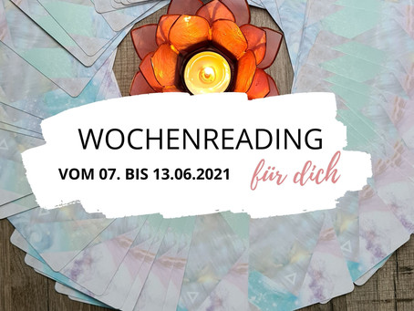 Wochenreading vom 07. bis 13. Juni 2021