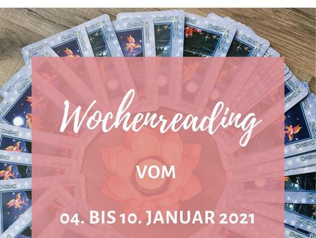 Wochenreading vom 04. bis 10. Januar 2021