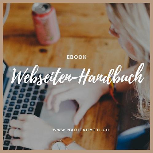 Webseiten-Handbuch