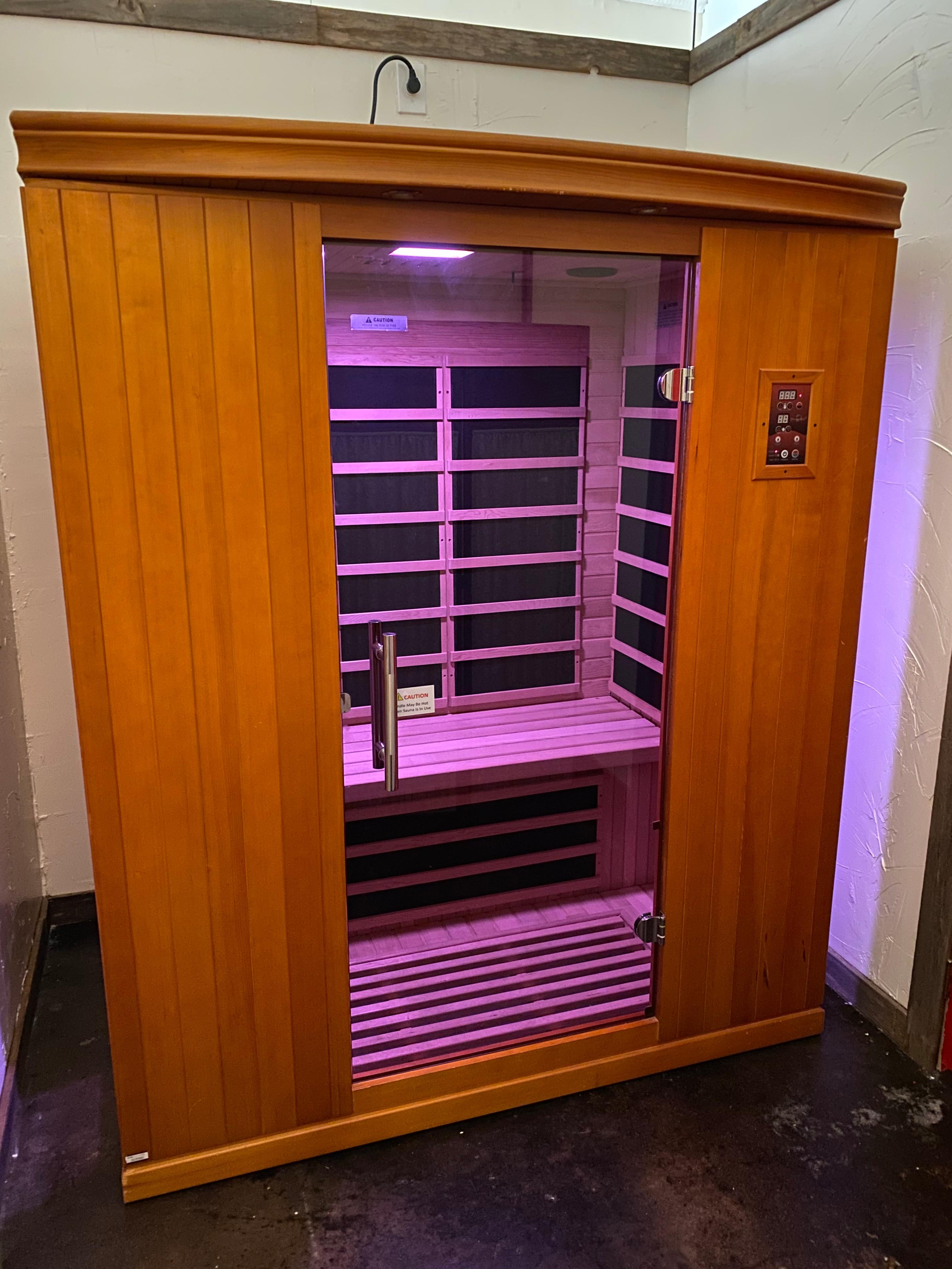 Sauna Session 2.0