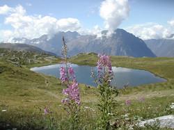 Lac Carrelet - Alpe d'Huez