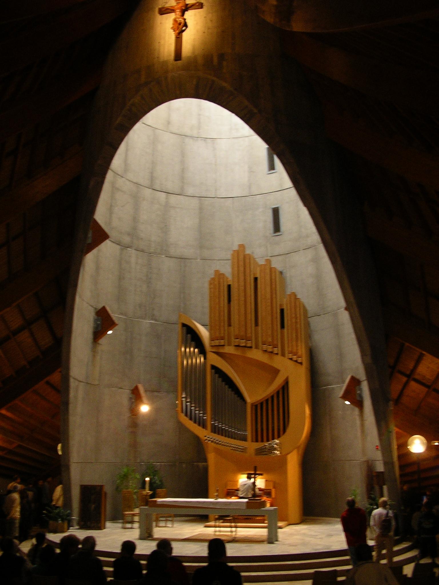 Eglise de l'Alpe d'Huez