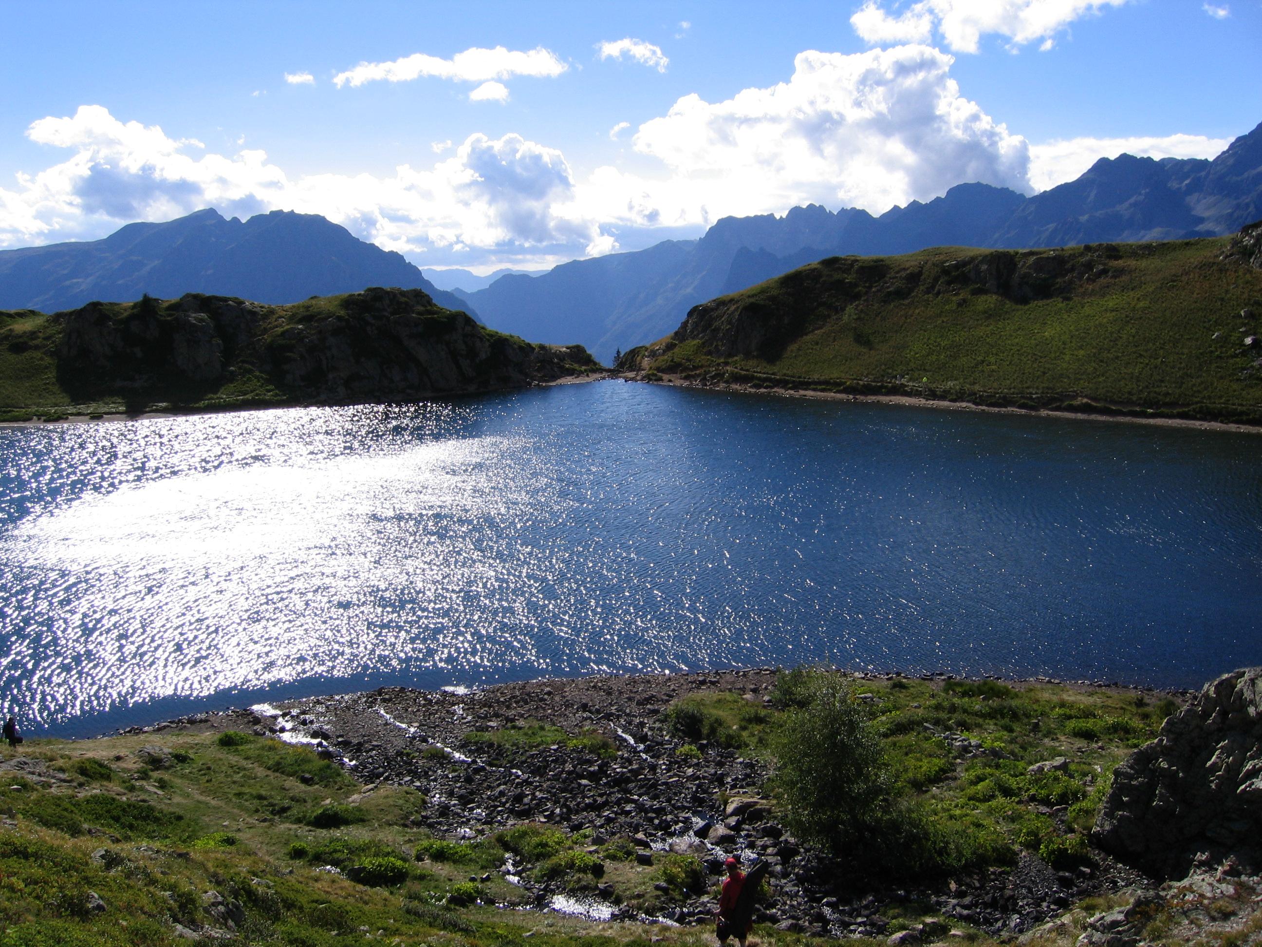 Lac Noir - Alpe d'Huez
