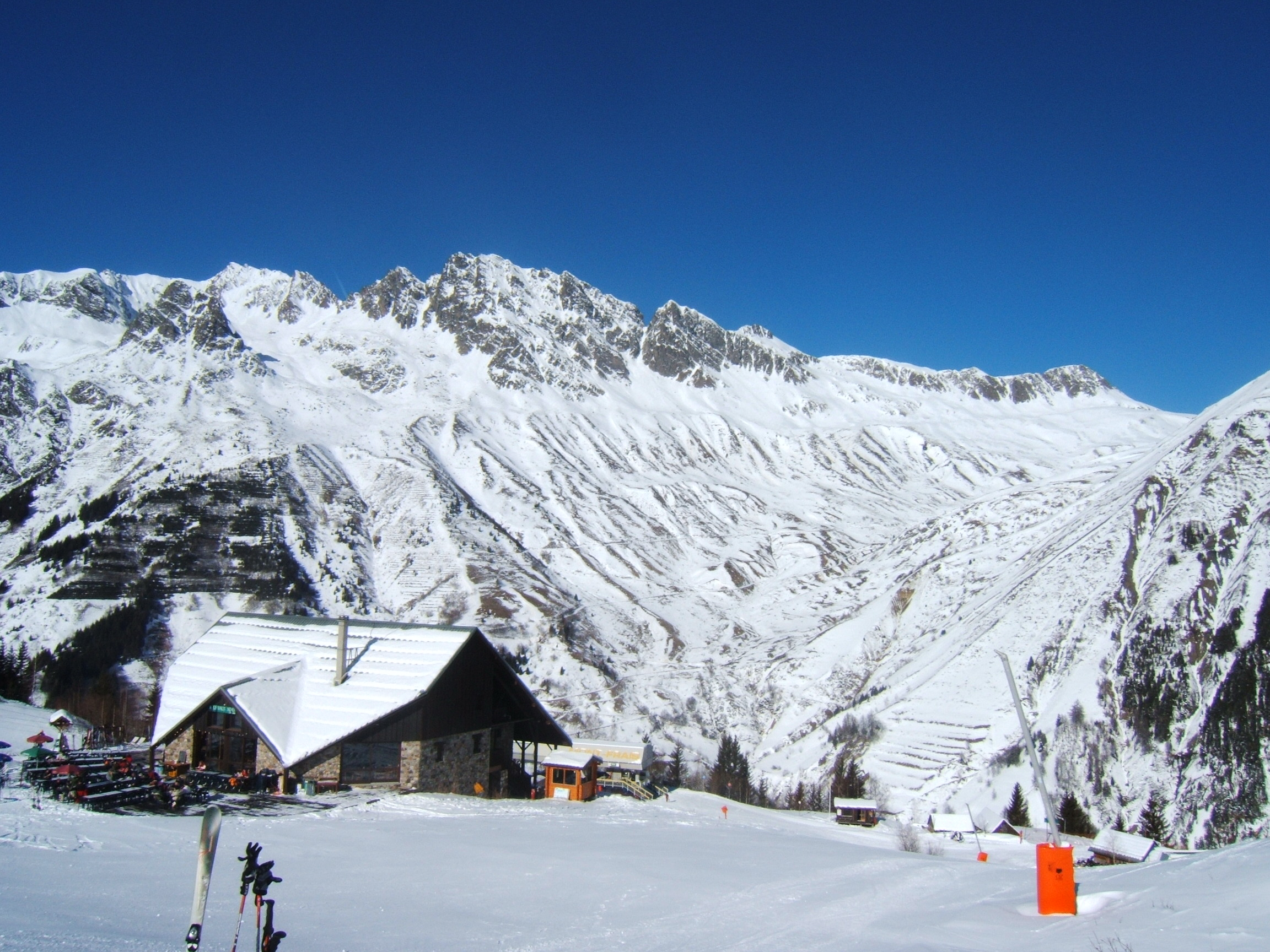 Col du Sabot ski de randonnée