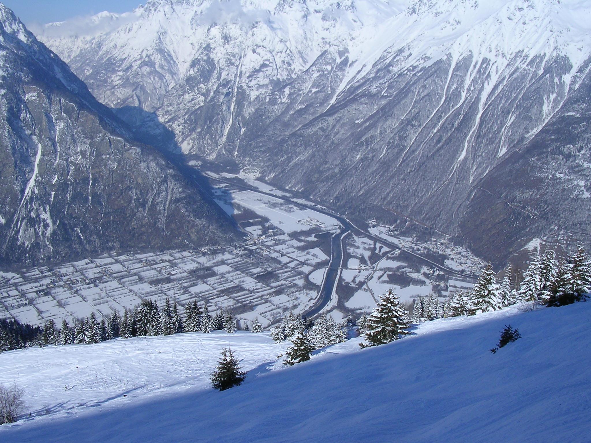 Vallée de la Romanche