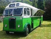 """Sparkle & Spirit Events Ltd """"Albie"""" The Bus Bar"""