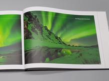 Ein Island-Bildband mit 114 Fotos