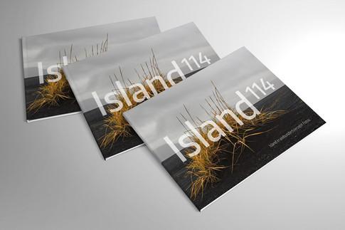 144 Seiten traumhaftes Island