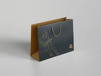 Paperbag als Werbeträger