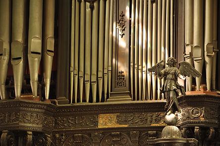 Eglise Saint Vivien, Orgue, Rouen DSC_06