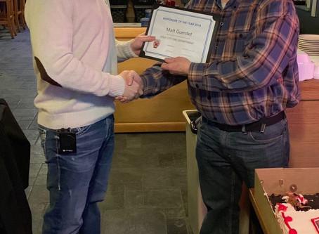 Polk City Fire Yearly Awards