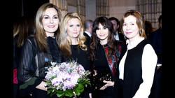 вечер Louis Vuitton