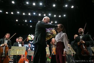 Владимир Спиваков открыл юбилейный сезон Бурятской филармонии