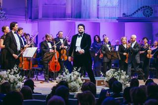 Концерт Анны Нетребко и Юсифа Эйвазова в Москве