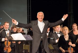 В Омске пройдет седьмой ежегодный фестиваль «Владимир Спиваков приглашает…»