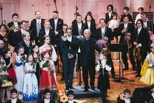 Владимир Спиваков признан лидером среди отечественных деятелей культуры, внесших наибольший вклад в