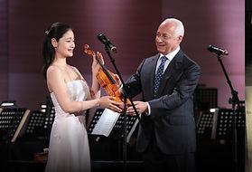 конкурс скрипачей