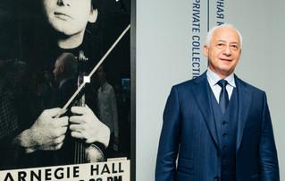 В Москве открылась выставка «Увлечения. Личная коллекция Владимира Спивакова».