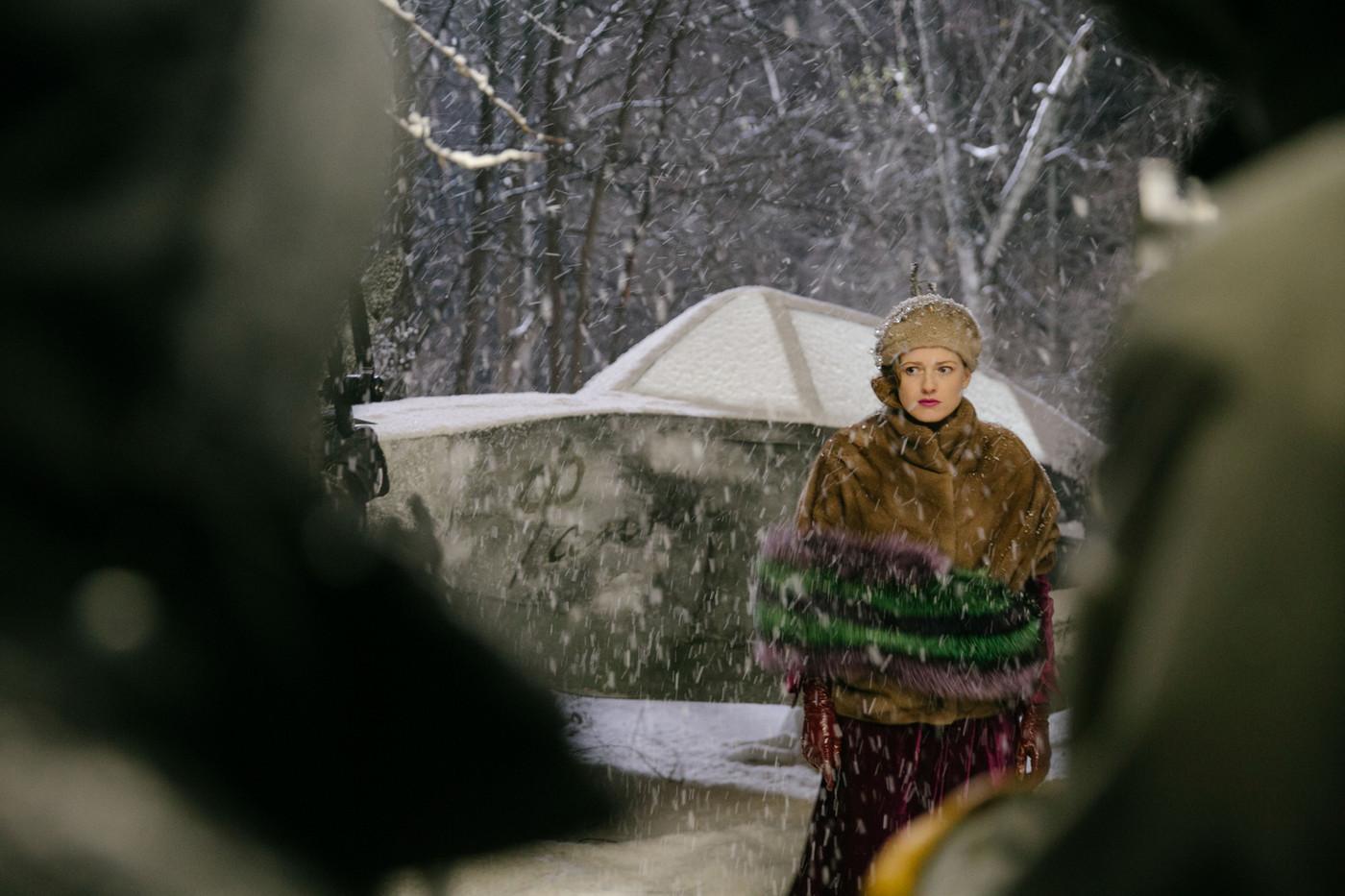 The North Wind film, 2020