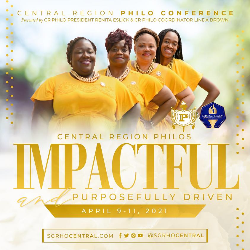 Central Region Philo Conference