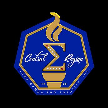 Solid Color- Central Region Logo Concept