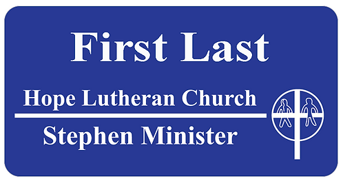 Hope Lutheran Church-Stephen Minister