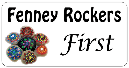 Fenney Rockers Name Tag