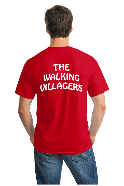 The Walking Villagers