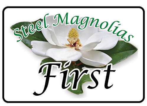 Steel Magnolias Name Tag