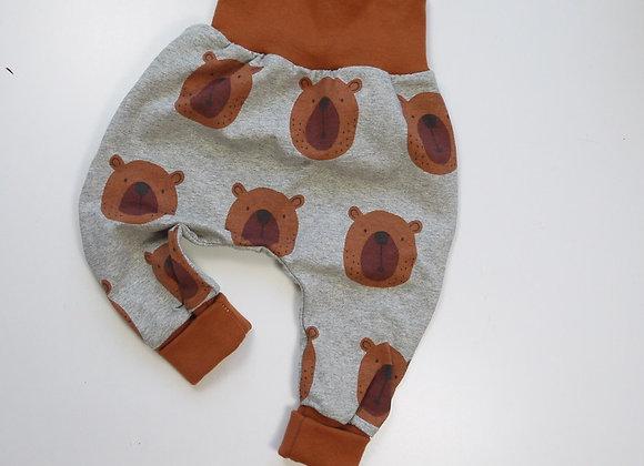 Pantalon ourson brun (T. 68)