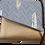 Thumbnail: Trousse plumes avec chevrons