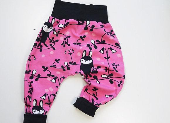 Pantalon ourson pink (T. 74)