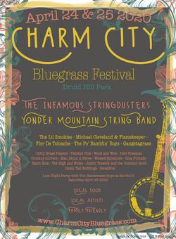 Charm City Bluegrass Festival