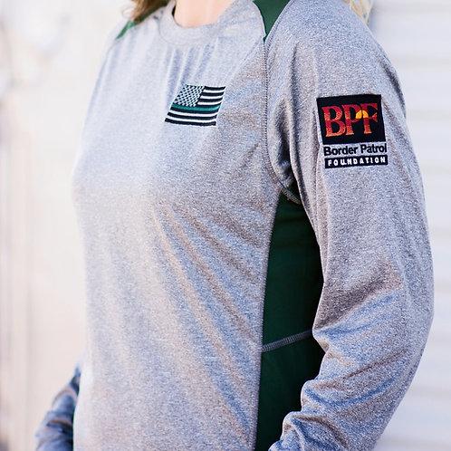 Long Sleeved BPF Shirt | Grey