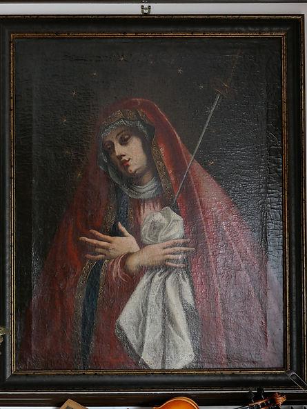 17世紀中頃、マーテルドロローサ