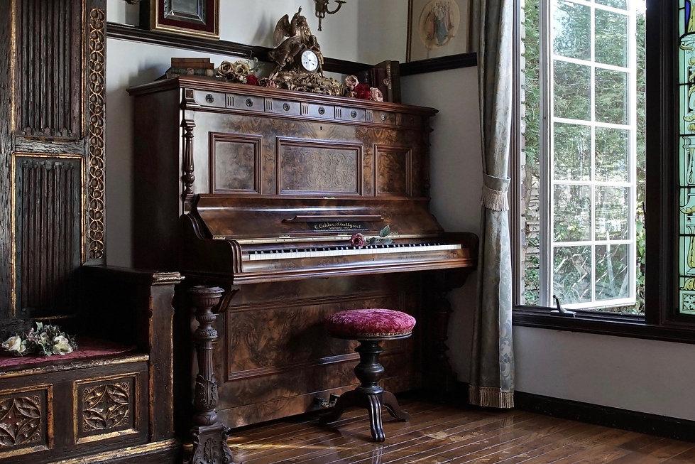 19世紀ドイツ幻のピアノクリスチャンオーラー