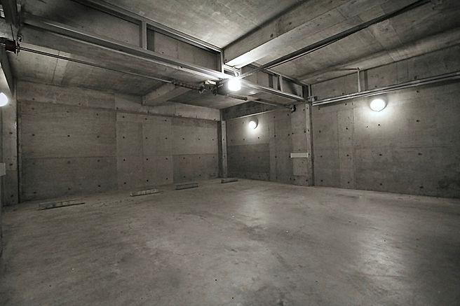 コンクリート撮影スペース