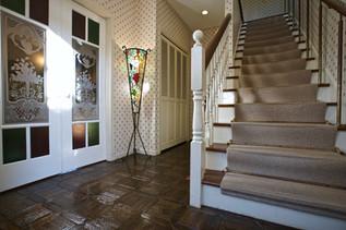 玄関1階入り口ホール