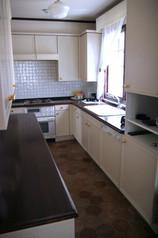 1階キッチン周り