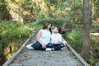 Gloria's Family Session | Houston Family Photographer