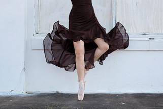 Joanna's Ballet Session