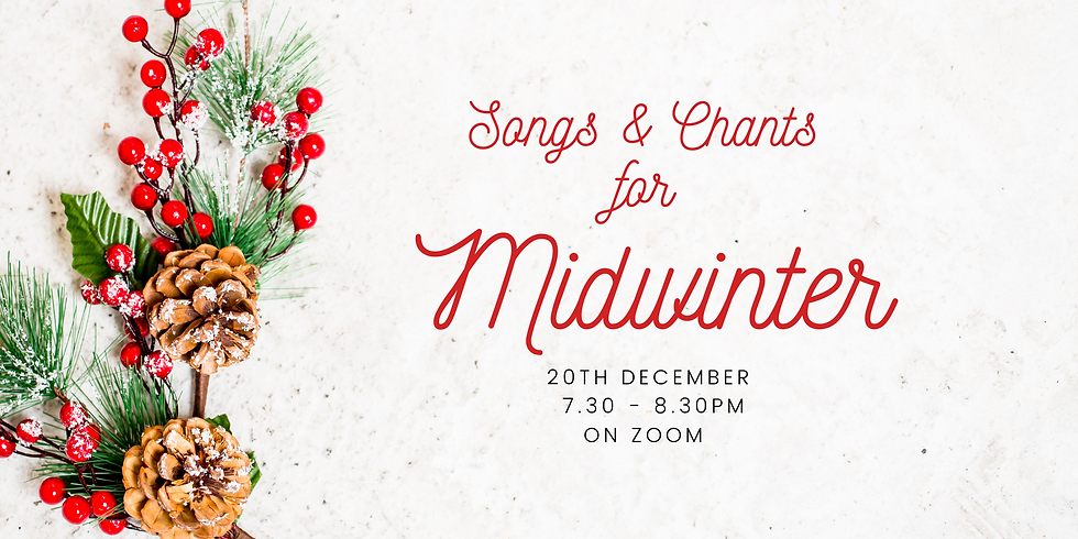 Songs & Chants for Midwinter