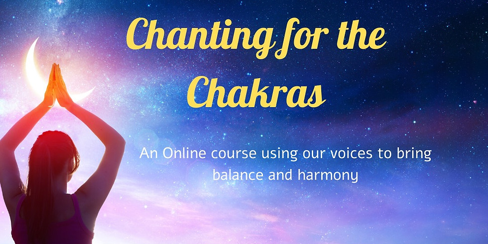 Chanting for the Chakras