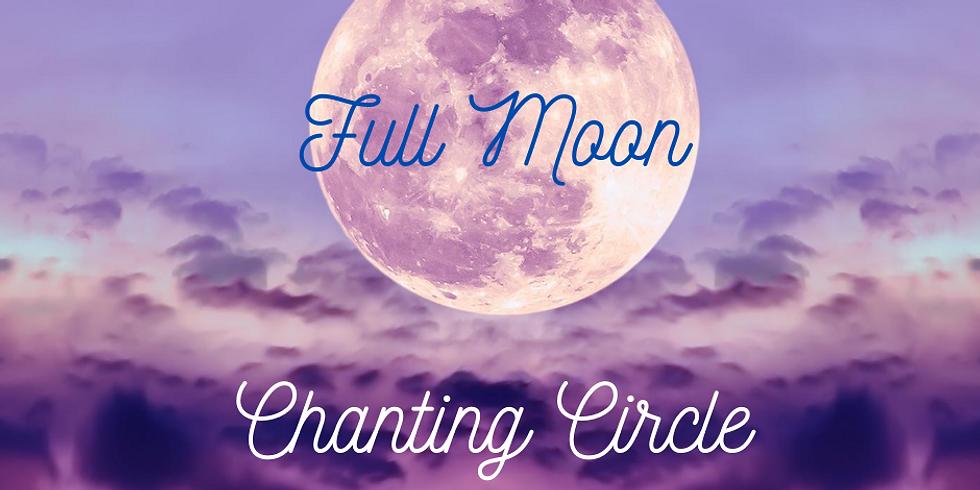 Full Moon Chanting Circle