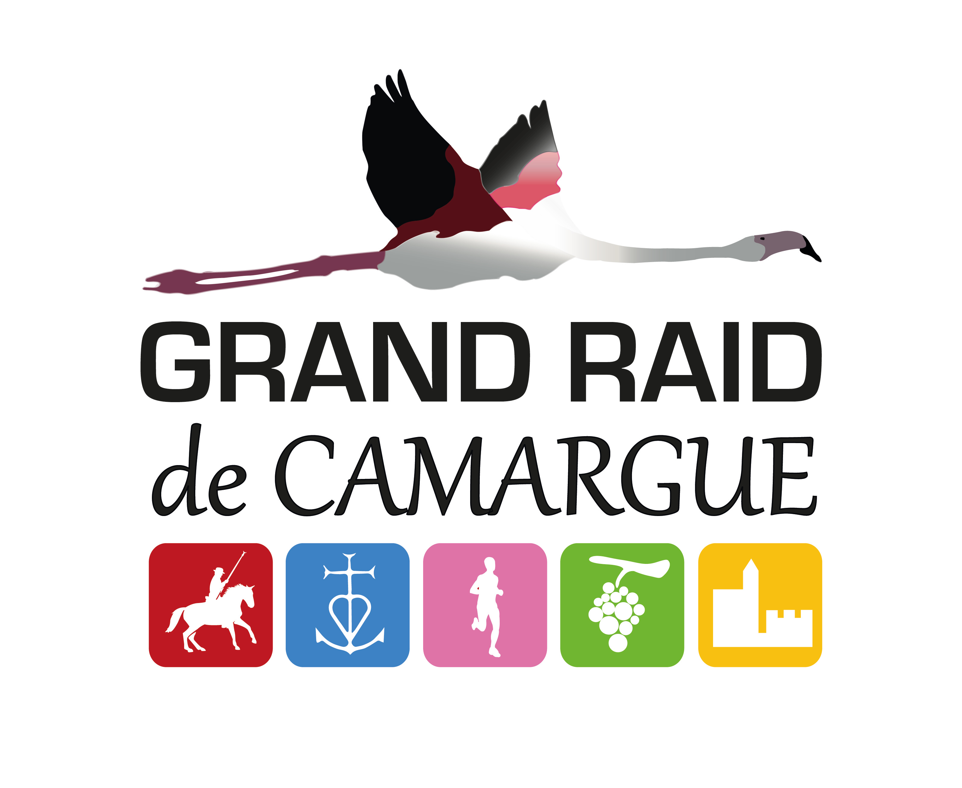 Logo Grand Raid de Camargue